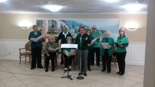 King Street Rehab Presents: St. Patrick's Day Celebration with the Port Chester Senior Chorus